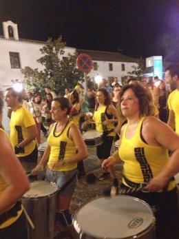 Actividad cultural en Montefrío (Granada)
