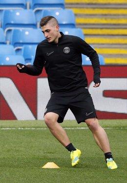 Marco Verratti PSG París Saint-Germain