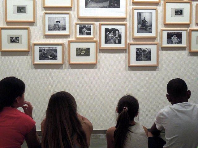 Exposición en la Diputación de Huesca de los hermanos Viñuales.