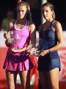 La francesa Jessika Ponchet gana el torneo de El Espinar