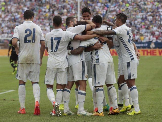El Real Madrid lava sus heridas derrotando al Chelsea