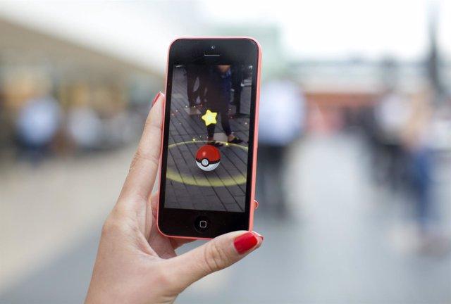Pokémon Go/ Cordon Press