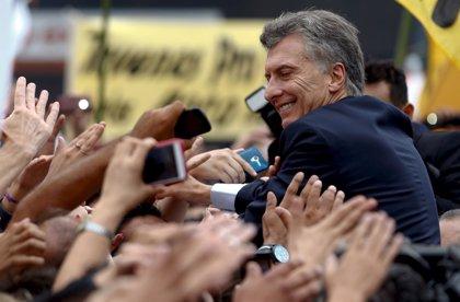 """Macri asegura que sus cuentas en Bahamas """"están muy explicadas"""""""