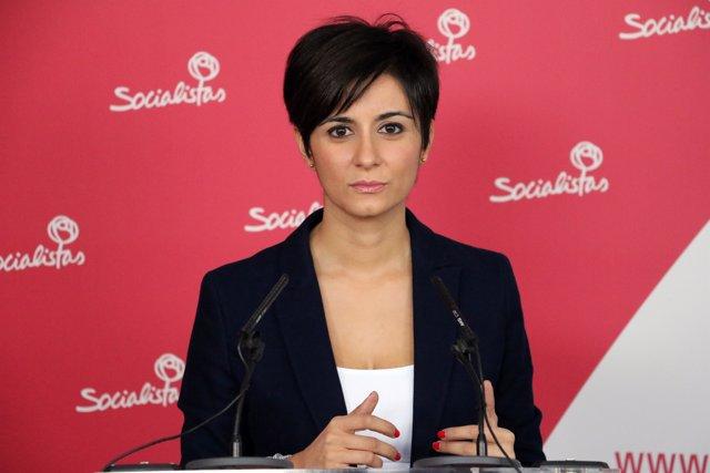 Isabel Rodríguez, PSOE