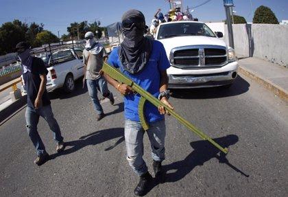 México sufre la mayor ola de violencia de los últimos tres años