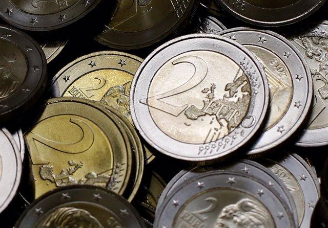 Monedas, euros