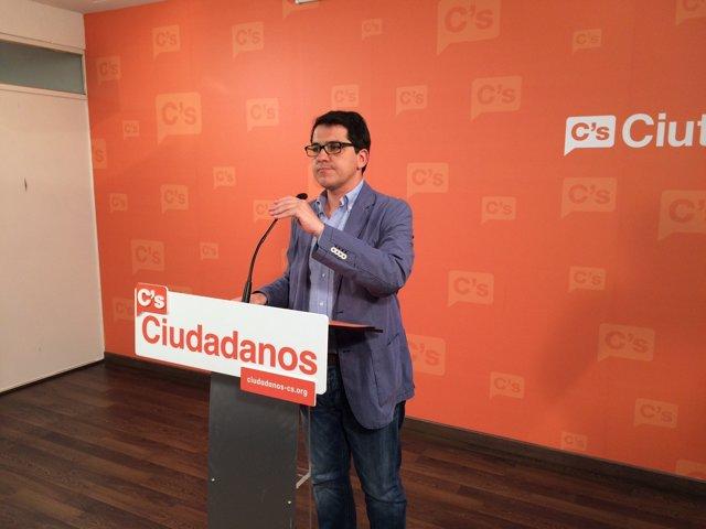 José María Espejo-Saavedra (C's)