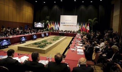 """Paraguay critica la """"autoproclamación"""" de Venezuela en la presidencia de MERCOSUR"""