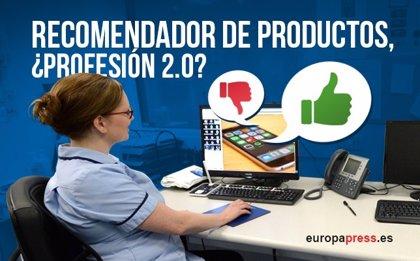 Recomendador de productos, ¿profesión 2.0?