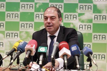 ATA reclama un Gobierno estable que tome nuevas medidas ante la caída de los autónomos