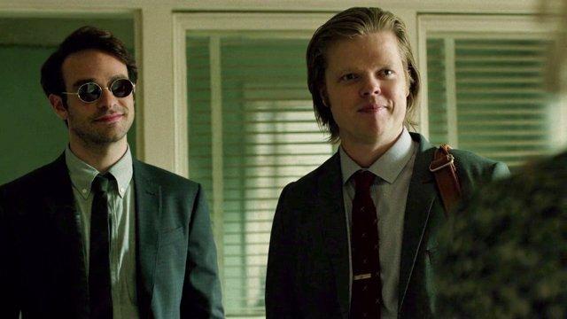 Fogg Nelson y Daredevil