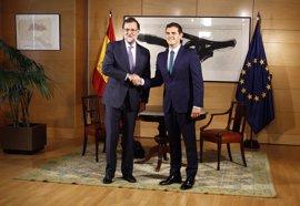 Los 110 puntos del pacto PSOE-Ciudadanos con los que coincide Rajoy