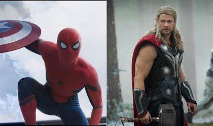 ¿Spiderman en Thor: Ragnarok?