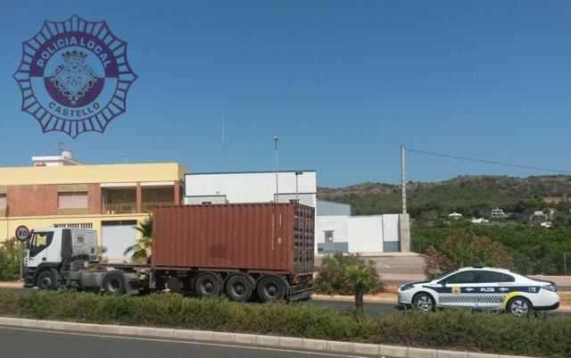 Imputado un camionero por conducir bajo los efectos de drogas