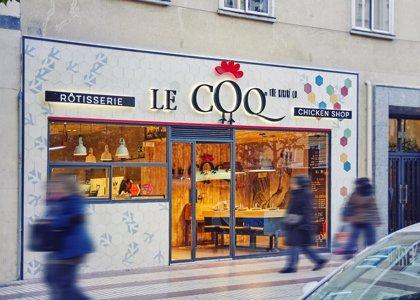 Le Coq, enseña dedicada al pollo asado 'gourmet', prevé alcanzar los 40 locales en 2020