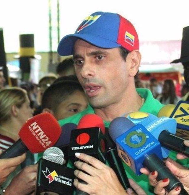 Capriles tilda de vergonzosa la designaci n del nuevo for Nuevo ministro del interior 2016