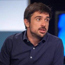 Ramón Espinar, diputado de Podemos de la Asamblea de Madrid