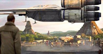 Star Wars: Revelada la nueva nave rebelde de Rogue One