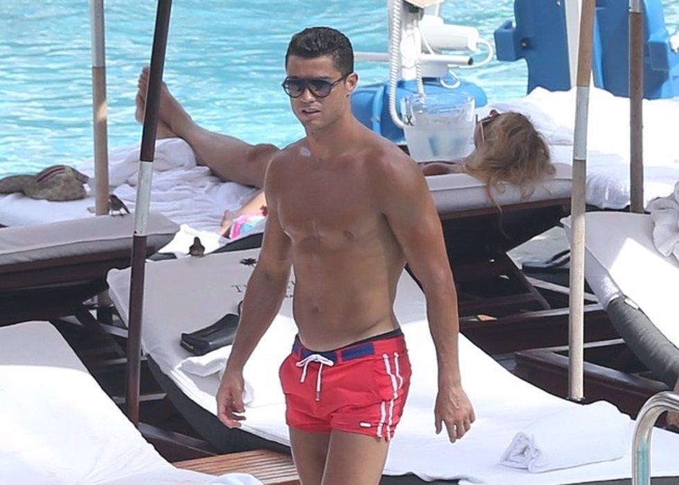 Las cuatro extrañas razones por las que Cristiano Ronaldo se podría ...