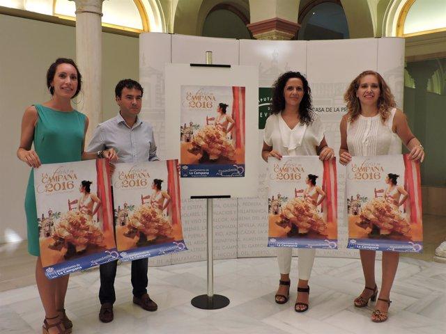 Presentación de la Feria de La Campana.