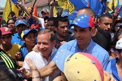 """Capriles tacha de """"inmoral"""" permitir que Venezuela presida temporalmente el MERCOSUR"""