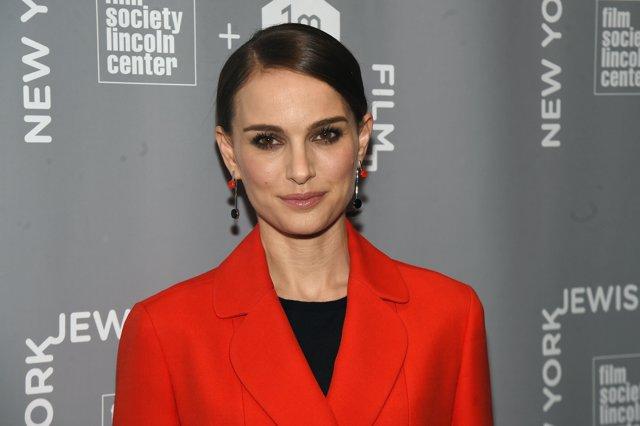 Natalie Portman en el Festival de Cine Judío de Nueva York