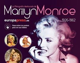 54 años de la muerte de Marilyn Monroe: Su vida en 10 películas