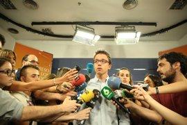 """Errejón promete """"toda la dureza"""" en el caso de supuesto acoso sexual en Podemos Madrid"""