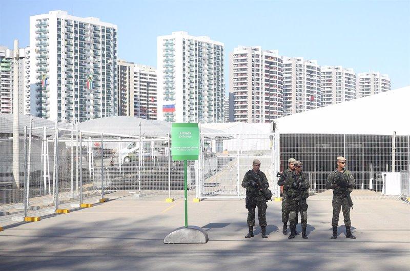 ¿Cuál es el estado de la Villa Olímpica, el recinto en el que se alojan los atletas?