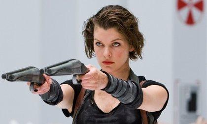 Mila Jovovich lanza el teaser tráiler de Resident Evil: The Final Chapter