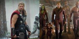 Así conectará Thor Ragnarok con Guardianes de la galaxia
