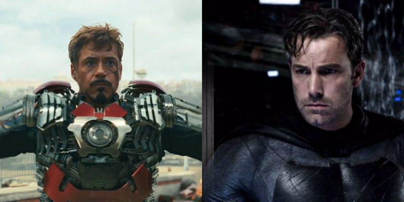 VÍDEO: ¿Son Iron Man 2 y Batman v Superman la misma película?