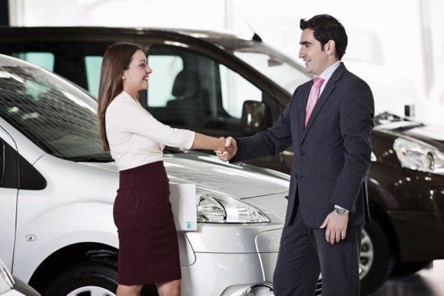 Recurso de vehículo, renting,