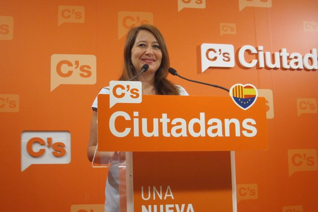 La diputada de C's Sonia Sierra