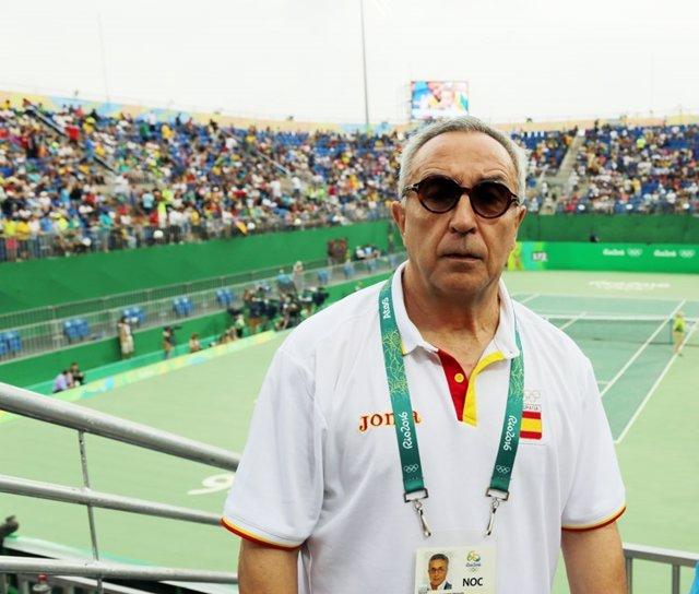 Alejandro Blanco, presidente del COE en Río 2016