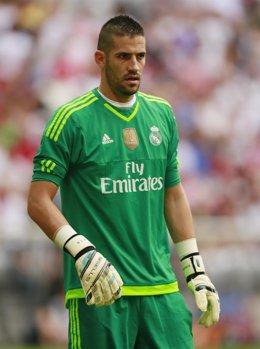 Kiko Casilla Real Madrid