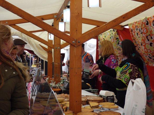 Mercado ibicenco Argoños