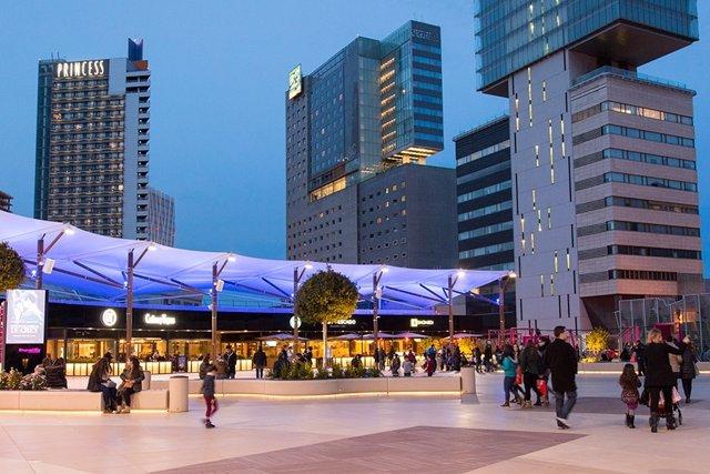 Centro Comercial Diagonal Mar de Barcelona