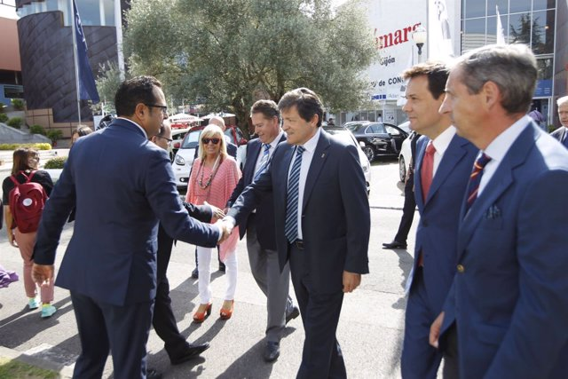 El Presidente visita la FIDMA