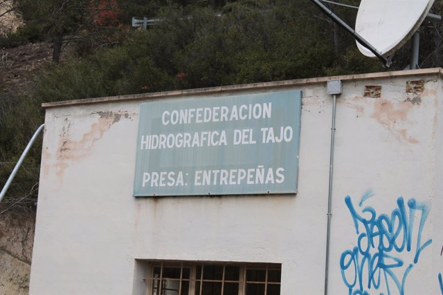 EMBALSE DE ENTREPEÑAS, AGUA, SEQUÍA, EMBALSES, BUENDÍA