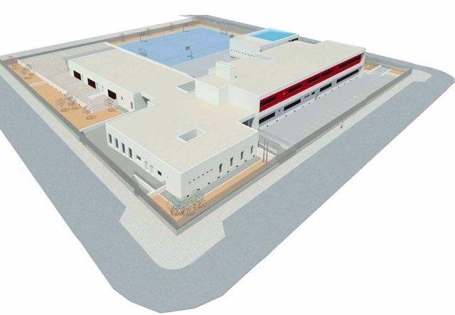 Nuevo colegio en Cártama