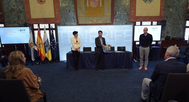 Presentación del plan Tenerife + Activa