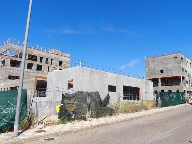 Edificio obras sindicatos