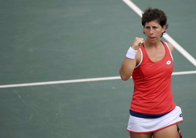 Carla Suárez Juegos Olímpicos Río