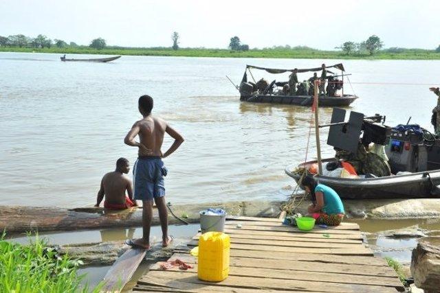 Habitantes de Chocó