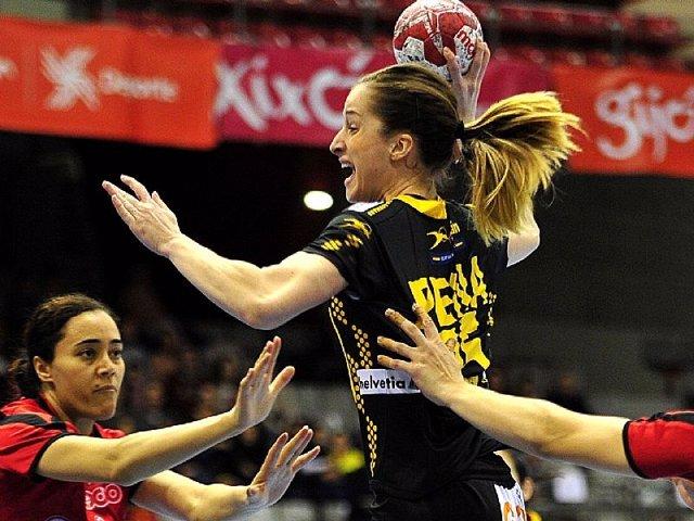 Nerea Pena, guerreras balonmano