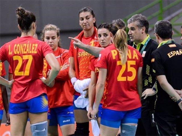 Selección española de balonmano femenino, guerreras