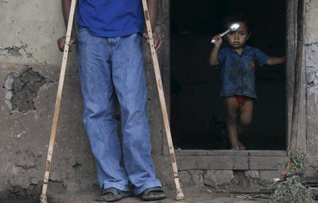 Indígenas en Honduras