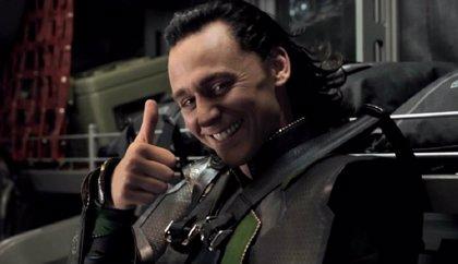 Primera imagen de Tom Hiddleston como Loki en Thor: Ragnarok