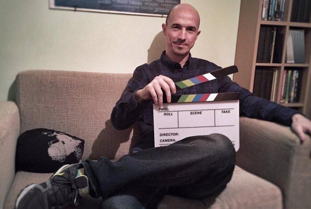 Miguel San Martín, director del corto 'Deseo'